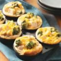 Broccoli-Chicken Cups Photo