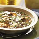 Hearty Beef and Barley Soup Photo