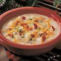 Baked Potato Soup Photo