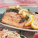 Baked Salmon Photo