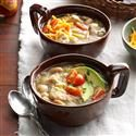 White Bean Chicken Chili Photo