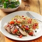 Andalusian Pork Tenderloin