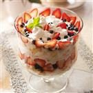 Angel Food Trifle