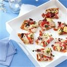 Antipasto Basilico Pizza