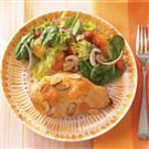 Apricot-Almond Chicken Breasts