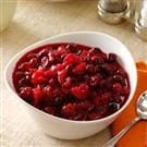 Apricot-Apple Cranberry  Sauce