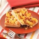 Bacon Breakfast Pizza