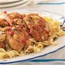 Balsamic Pork Scallopine