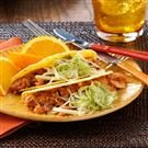 Barbecue Chicken Tacos