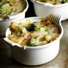 Broccoli Scalloped Potatoes