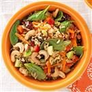 Brown Rice Chutney Salad