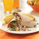 California Chicken Wraps