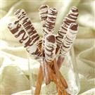 Caramel Pretzel Sticks