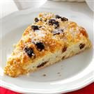 Cherry Chip Scones