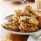 Cherry-Chocolate Oatmeal Cookies