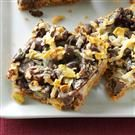 Chewy Chocolate-Cherry Bars