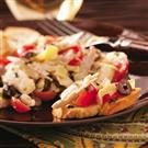 Chicken Salad Caprese