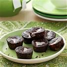 Chocolate-Bottom Mini-Cupcakes
