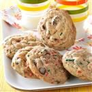 Chocolate Chip Sprinkle Cookies