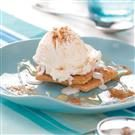 Cinnamon Graham Sundaes