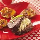 Crab-Stuffed Filet Mignon