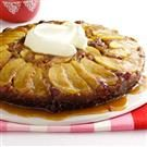 Cran-Apple Praline Gingerbread