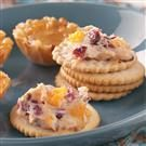 Cranberry Cream Cheese Spread