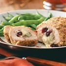 Cranberry-Gorgonzola Stuffed Chicken