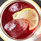Cranberry-Grape Spritzer