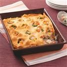 Crescent Turkey Casserole