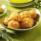 Crispy Potato Puffs