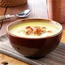Curried Acorn Squash Soup