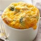 Decadent Broccoli Souffle
