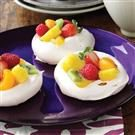 Easter Meringue Cups