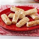 Nutmeg yule log cookie recipe