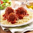 Mama's Best Ever Spaghetti & Meatballs
