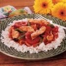 Chicken Cacciatore Over Rice