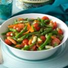 Fresh Green Bean Salad