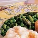 Pleasing Peas and Asparagus