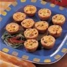 Ground Beef Snack Quiches