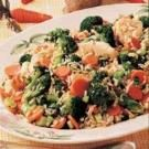 Turkey Stir-Fry Supper