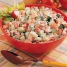 Creamy Summer Vegetable Salad