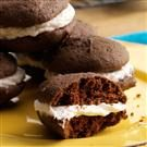 Sam's Chocolate Sandwich Cookies