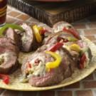 Grilled Fajita Rolled Steak