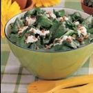 Cottage Cheese Spinach Salad