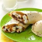 Chocolate Dessert Wraps