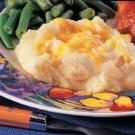 Cheesy Potato Puff