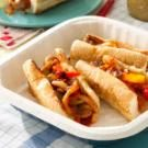 Grilled Sausage & Pepper Heroes