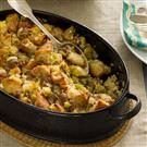 Sausage & Corn Bread Dressing
