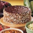 German Chocolate Sauerkraut Cake